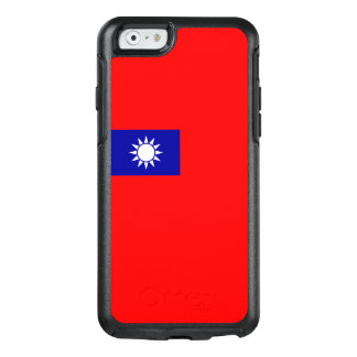 Flagge von Taiwan (ROC) OtterBox iPhone Fall OtterBox iPhone 6/6s Hülle