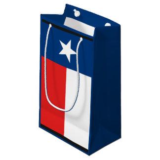 Flagge von Texas Kleine Geschenktüte
