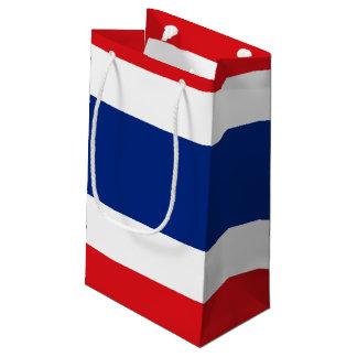 Flagge von Thailand Kleine Geschenktüte