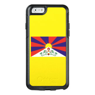 Flagge von Tibet OtterBox iPhone Fall OtterBox iPhone 6/6s Hülle
