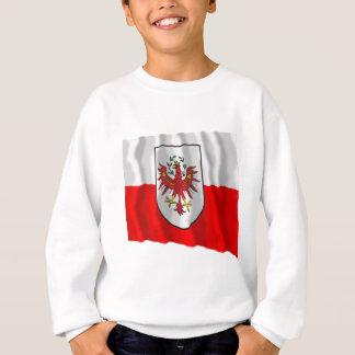 Flagge von Tirol, Österreich Sweatshirt
