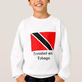 Flagge von Trinidad und Tobago Sweatshirt