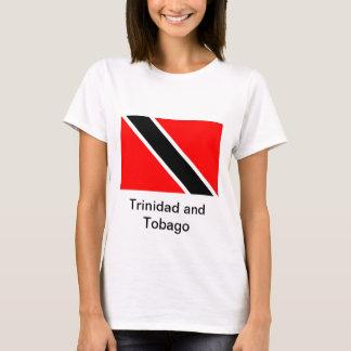 Flagge von Trinidad und Tobago T-Shirt