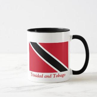 Flagge von Trinidad und Tobago Tasse