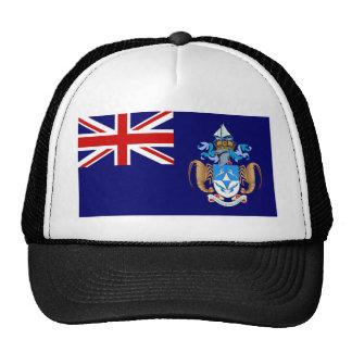 Flagge von Tristan DA Cunha Trucker Cap