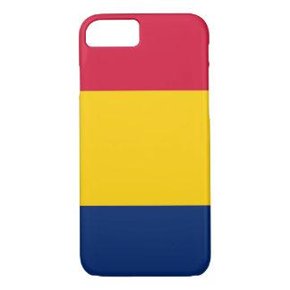 Flagge von Tschad iPhone 8/7 Hülle