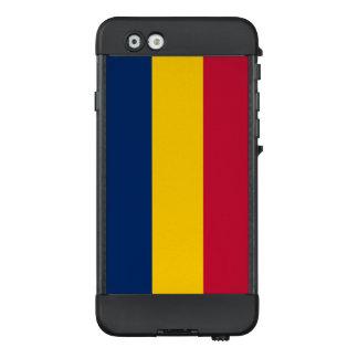 Flagge von Tschad LifeProof iPhone Fall LifeProof NÜÜD iPhone 6 Hülle