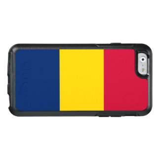 Flagge von Tschad OtterBox iPhone Fall OtterBox iPhone 6/6s Hülle
