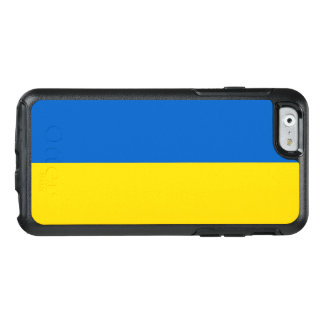 Flagge von Ukraine OtterBox iPhone Fall OtterBox iPhone 6/6s Hülle