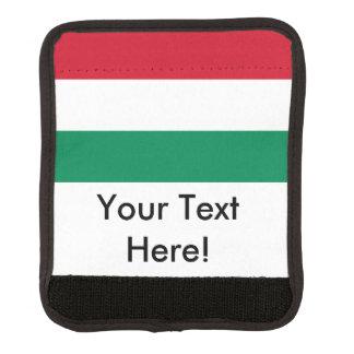 Flagge von Ungarn Gepräckgriffwickel