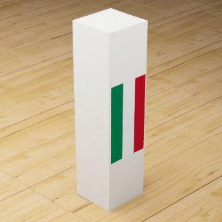 Flagge von Ungarn Wein-Geschenkverpackung