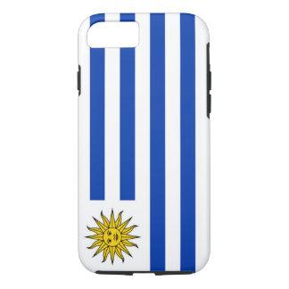 Flagge von Uruguay iPhone 8/7 Hülle