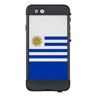 Flagge von Uruguay LifeProof iPhone Fall LifeProof NÜÜD iPhone 6 Hülle