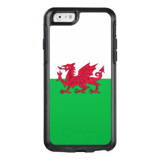 Flagge von Wales OtterBox iPhone Fall OtterBox iPhone 6/6s Hülle