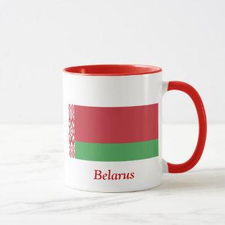 Flagge von Weißrussland Tasse