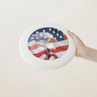 Flagge-Weißkopfseeadler Wham-O Frisbee