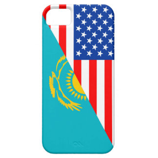 Flaggen-Amerika-Symbol Landes USA Kasachstan iPhone 5 Hülle