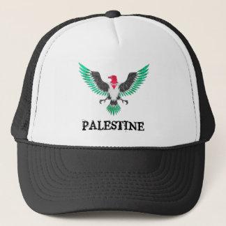 Flaggen-Farben Schmutz-Eagles Palästina Truckerkappe