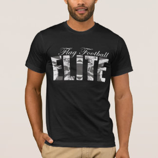 Flaggen-Fußball-Auslese-T-Stück T-Shirt