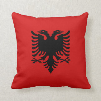 Flaggen-Kissen Albanien-Flaggen-x Zierkissen