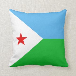 Flaggen-Kissen Dschibuti-Flaggen-x Kissen