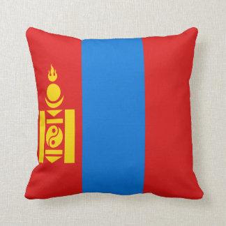 Flaggen-Kissen Mongolei-Flaggen-x Kissen