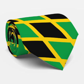 "Flaggen-"" Krawatte Pauls McGehee ""Jamaika"