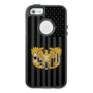 Flaggen-Telefon-Kasten Eagles steigender OtterBox iPhone 5/5s/SE Hülle