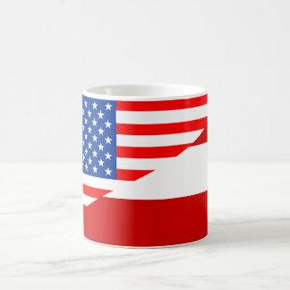 Flaggen-USA countr Vereinigter Staaten Amerika Tasse
