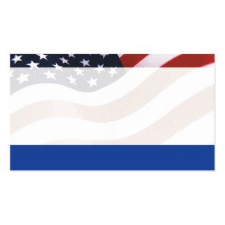Flaggen-Visitenkarte Visitenkarten