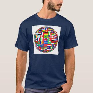 FLAGGEN VON THE GLOBE T-Shirt