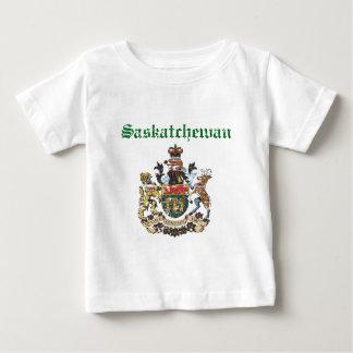 Flaggenentwurf Saskatchewans Kanada Baby T-shirt