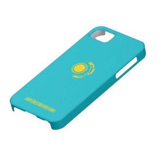 Flaggennations-Symbol republi Kasachstan-Landes Hülle Fürs iPhone 5