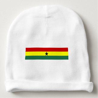 Flaggennations-Symbolrepublik Ghana-Landes lange Babymütze