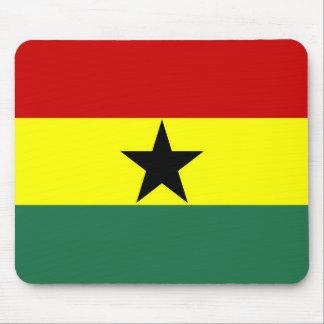 Flaggennations-Symbolrepublik Ghana-Landes lange Mousepad