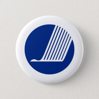 Flaggenskandinavien-Land-Gewerkschaft des Runder Button 5,1 Cm