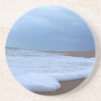 Flagler Strand-Küstenlinie Untersetzer