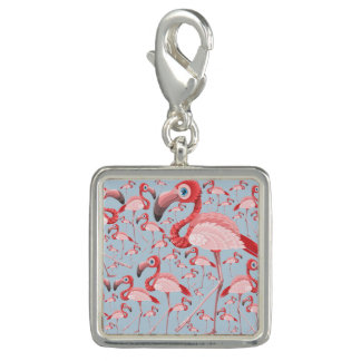 Flamingo Charms