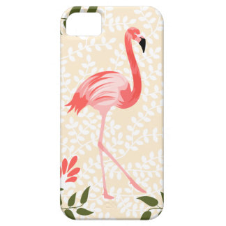Flamingo Etui Fürs iPhone 5