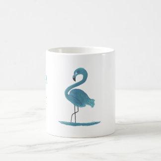Flamingo-Grafik - Sanibel Insel Florida Kaffeetasse