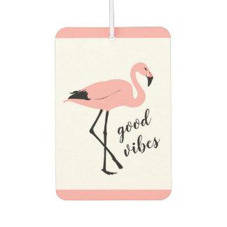 Flamingo-guter Autolufterfrischer