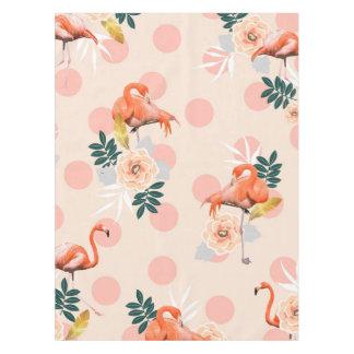 Flamingo-Jazz Tischdecke
