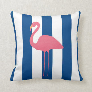 Flamingo-Kissen Zierkissen