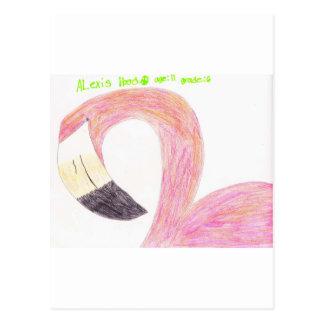 Flamingo Postkarten