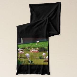 Flamingo-Schal Schal
