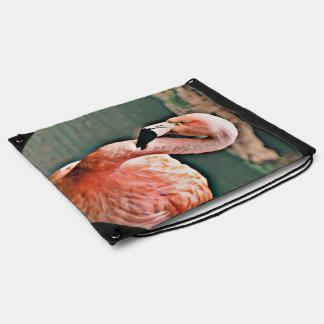 Flamingo Sportbeutel