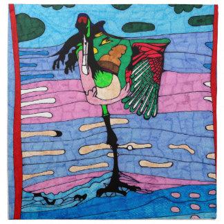 Flamingo Stoffserviette