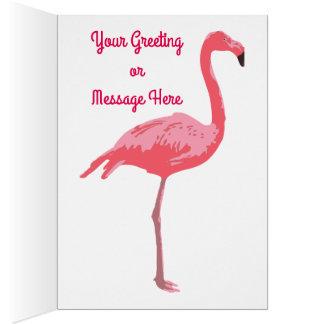 Flamingo-Teich Karte