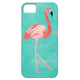 Flamingo-Vogel Etui Fürs iPhone 5
