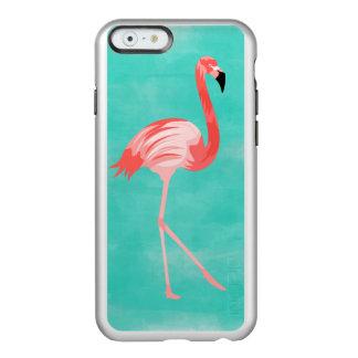 Flamingo-Vogel Incipio Feather® Shine iPhone 6 Hülle
